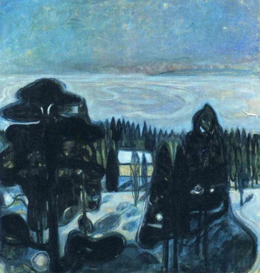 E Munch