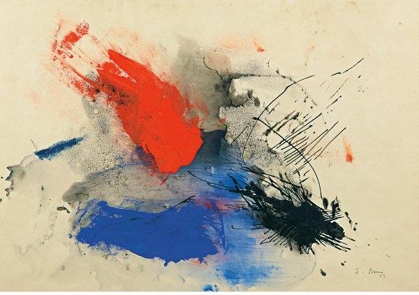 Opera di Edmondo Bacci