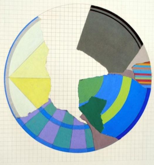Geta Bātescu The rule of the circle 1985