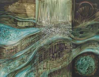 Marie Carlier Thalassa ou l'élément premier 1967