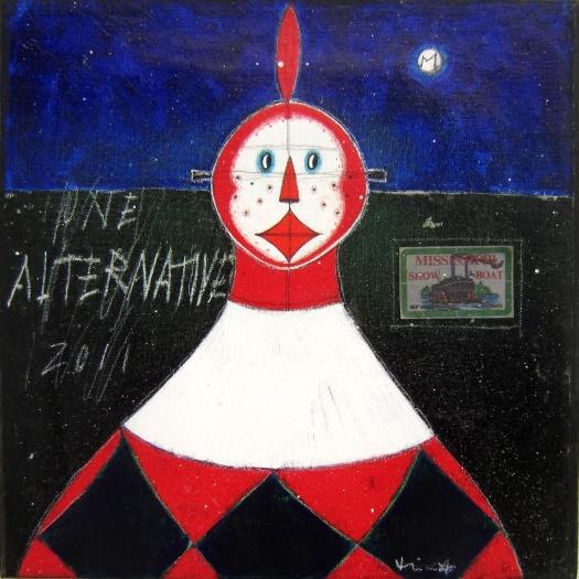 Gabi Minedi Alternative 2011