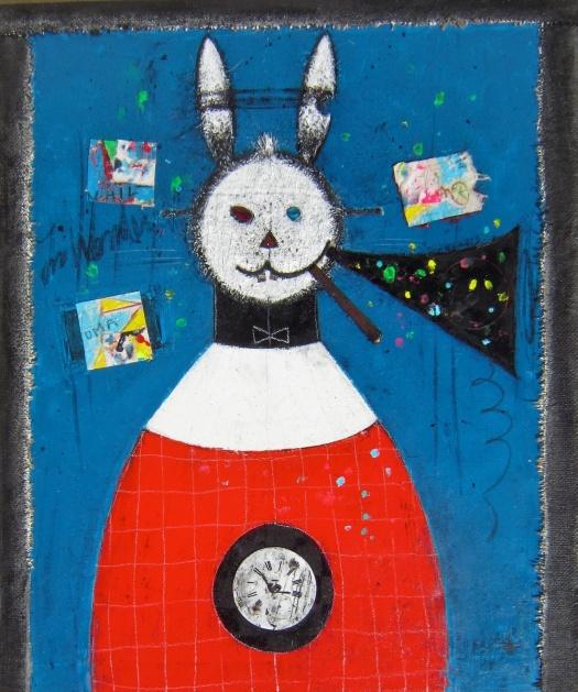 Gabi Minedi Minedi in Wonderland 2013