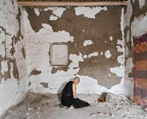 Fatma Bukac Untitled-III- Allegorie della colpevolezza passato